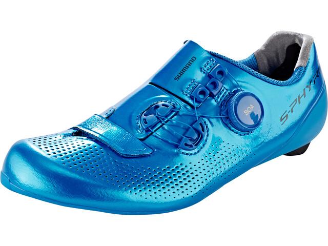 Shimano SH-RC9T S-Phyre Bike Shoes Men blue